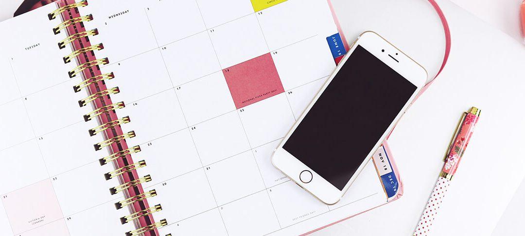 Mantieni aggiornati i tuoi calendari!