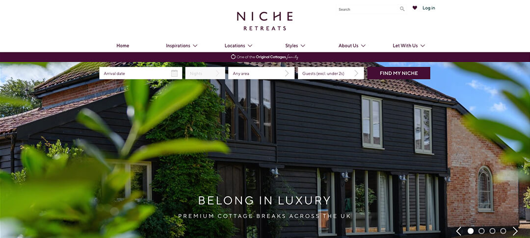 niche-retreats
